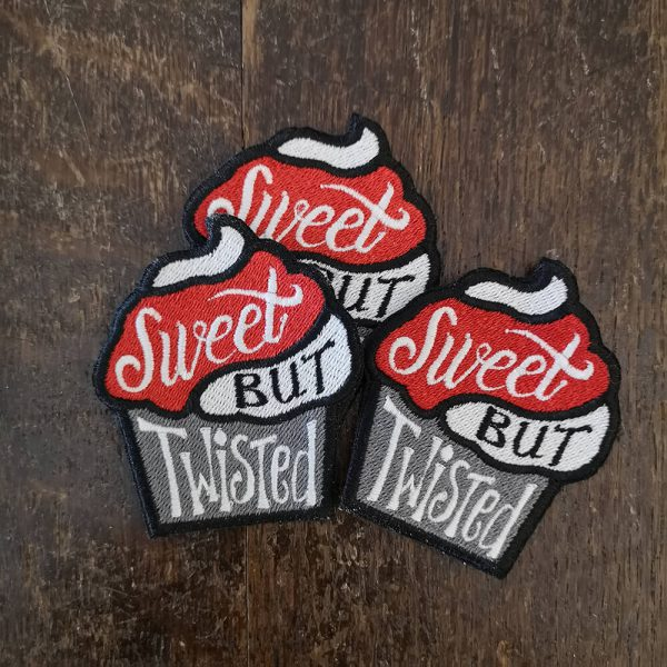 Parche Sweet but twisted