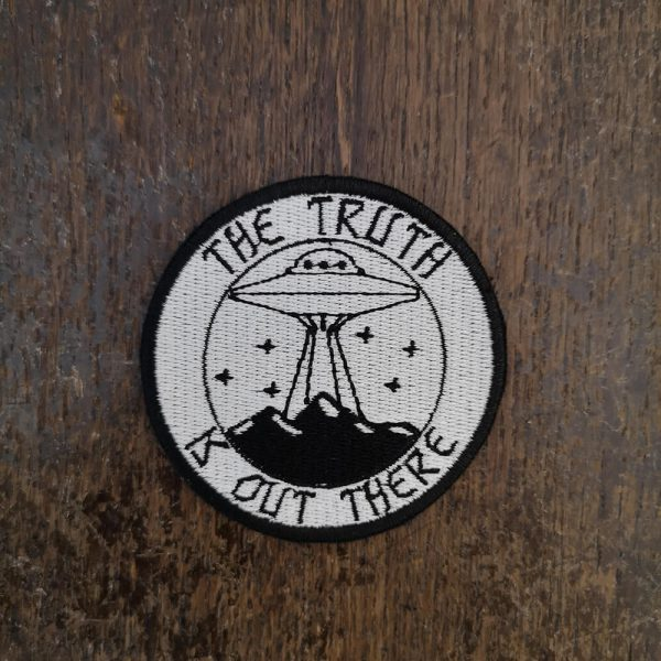 Parche The truth is out there