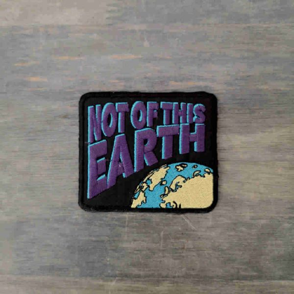 Parche Not of this earth